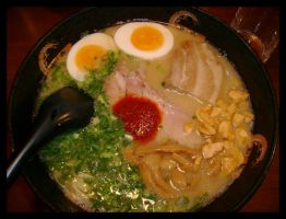 Lovely Ramen by Kenshin4LIFE
