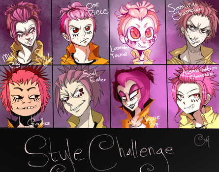 Style Challenge by Chloe-the-Human