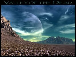 Valley of the Dead II by IzaLoozer