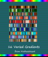 MH 16 Varied Gradients by MothersHeart