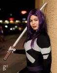 Heroes and Villains Costume Ball by AsianPsylocke