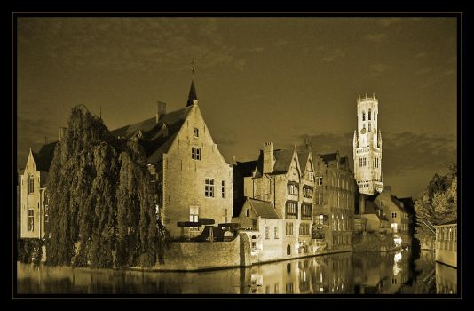 Brugge by ArcziPL