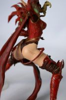 Blood Elf Rogue - Valeera Sanguinar 2 by Tendranor