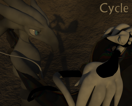 Cycle: Eral meets Chi by jllear