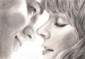 Channing Tatum and Rachel McAdams in 'The Vow' :) by Melliii94