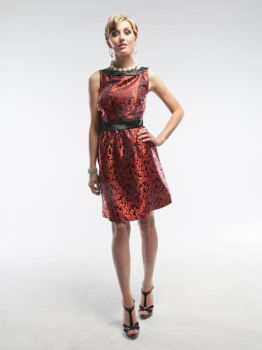 Couture Dress by LunarJadeStyles