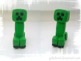 FIMO - Minecraft Creeper by GabyBrod