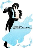 ByaSana - Waltz of Love by AngyValentine