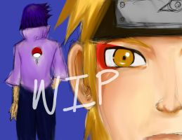 WIP I Am Still Getting You Back!! by MasterAki