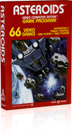 Atari Age (Asteroids) by LowBred