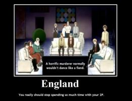 England Motivational Poster by MusicTechGirl1