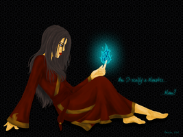 Atla - Azula Wallpaper 2 by Vivid-K