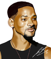 Will Smith by pinkxfuzziexkitties
