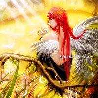 The Lost Angel by Ginger-J
