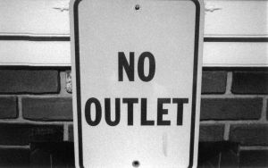 No Outlet by CSStriker