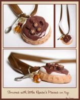 Smores wiff Reeses Pieces by Tonya-TJPhotography