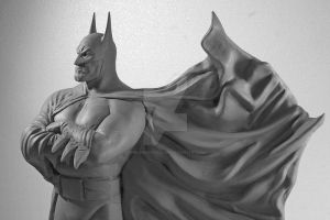Alex Ross 3 by rieraescultura-art
