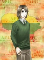 APH: Lithuania fanart by Weidi92
