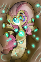 Flutter...Glowy thingy... BAHAHAH by LlamasWithKatanas