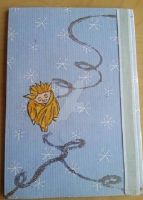 Handmade Rise OF The Guardians Xmas Card.BACK. by PossumPip-Creations