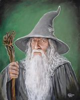 Gandalf by ZomBieTOmmm