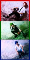 KnB in RGB by Animaidens
