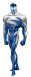 Superman Blue by SUPERMAN3D