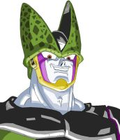 Perfect Cell by Batman316