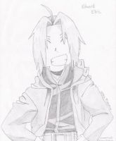 Edward Elric sketch :D by Coba by edward-elric