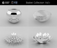 Basket Collection Vol.1 by cocoonH