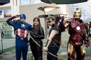 Assemble! by Holly-Batali