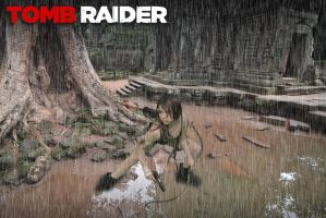 Tomb Raider Reborn - Angel 1 by drewhoshkiw