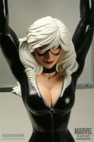 Black cat statue Sideshow Collectibles by BaRs0m