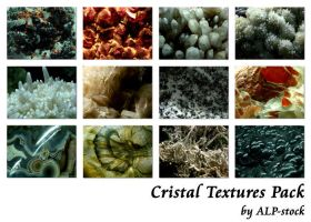 Cristal Textures Pack by ALP-Stock