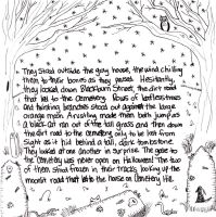 The House on Cemetery Hill~By KC Green-Pg7 by KellyCurly
