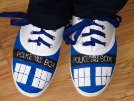 Police Public Walk Shoes by F-A