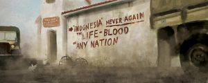 iindonesia will never again... by kepondangkuning