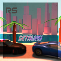 Getaway Single Cover by Syliss1
