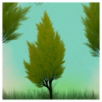 Generative Spring Tree - variation FVP by netgenetics