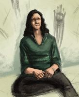 Sad Loki by PureMissa