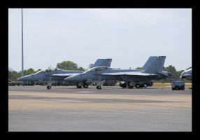 Hornets on Standby by ViperPilot