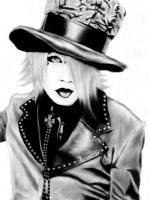 the GazettE Ruki : Cocroach by novaura