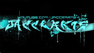 Brush and font to grafitti tut by JacceArts