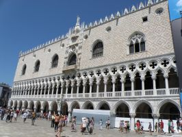 Doge Palace by A-Xander