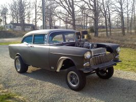 My '55 by CourtneyPaige43