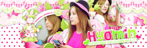 23/8 Hyomin Request by @Bunny by BunnyLuvU
