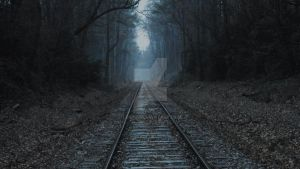 Haunted Railroad by lirixx