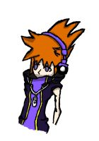 neku re-done by PoloMarco01