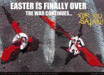 For You Satan - Easter is Over! by satanen