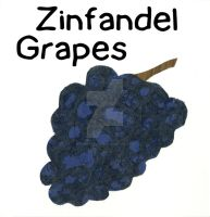 ABC Zinfandel Grapes by hiddentalent1